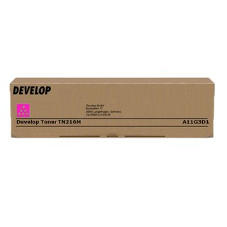 Original Toner Develop A11G3D1 / TN216M Magenta