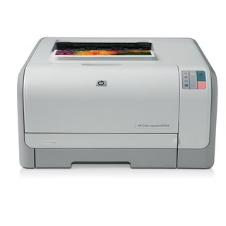 HP Color LaserJet CP1215 - CC376A