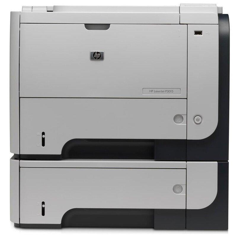 HP LaserJet P3015DN A4 monochrom USB Laserdrucker