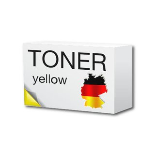 Rebuilt Toner HP CB382A Yellow